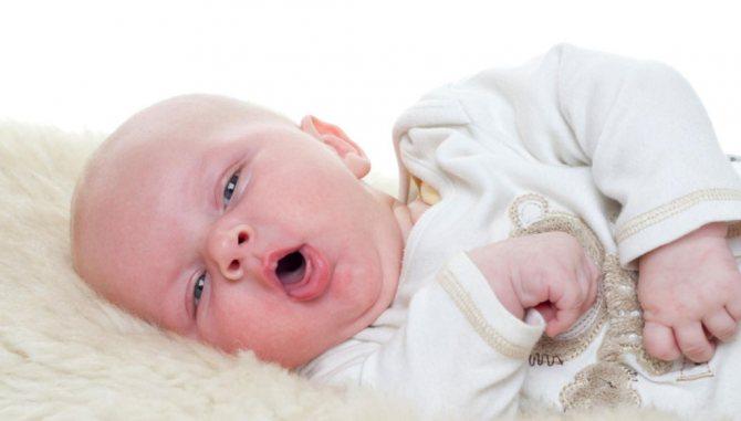 Кашель у дитини при прорізуванні корінних зубів