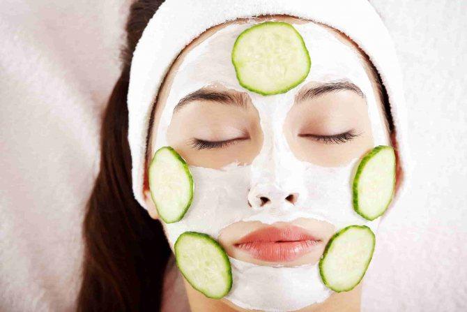 Кефірів маски для шкіри обличчя: приготування і застосування в домашніх умовах