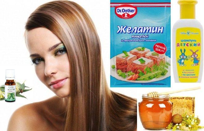 Кератинове вирівнювання волосся - чим краще ботокса і ламінування. Як зробити в домашніх умовах