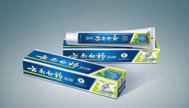 Китайська зубна паста відгуки