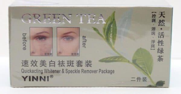 Китайський відбілюючий крем для обличчя
