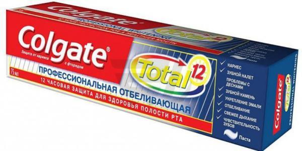 Колгейт зубна паста лікувальні трави фото