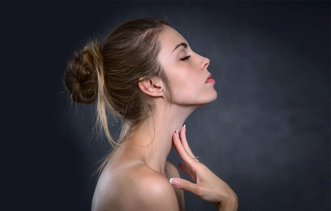 колаген для обличчя та шиї