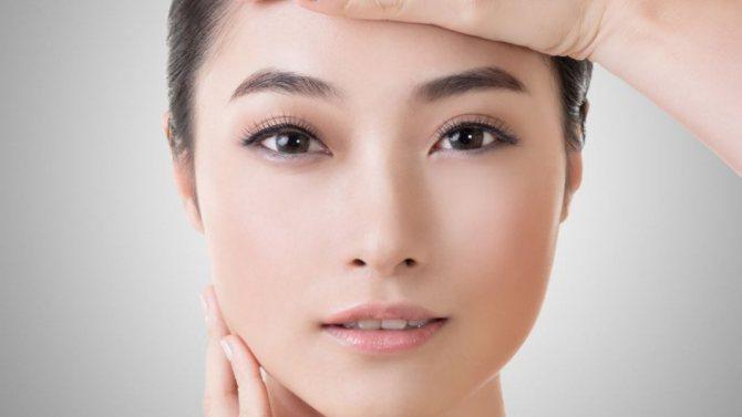 Корейська догляд за шкірою обличчя