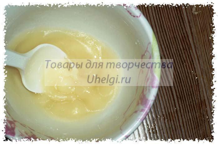 Косметичне молочко своїми руками 004