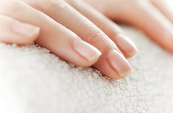 Красиві і здорові нігті.