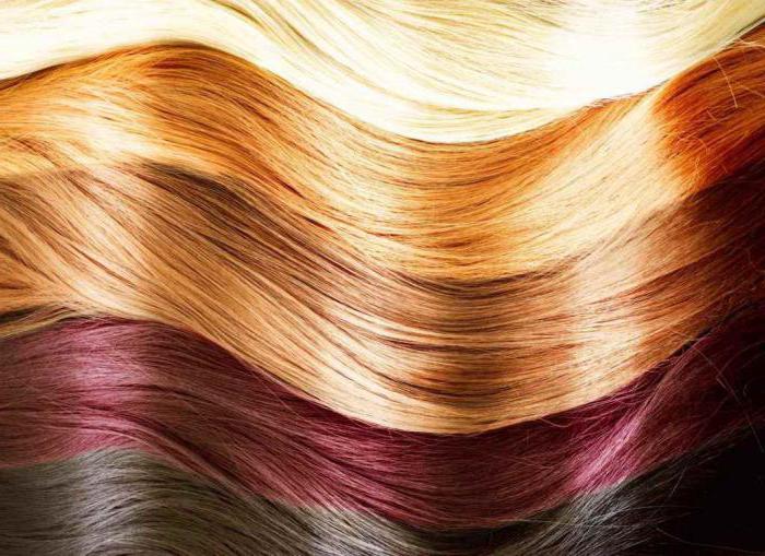 фарба для волосся Капус палітра фото відгуки