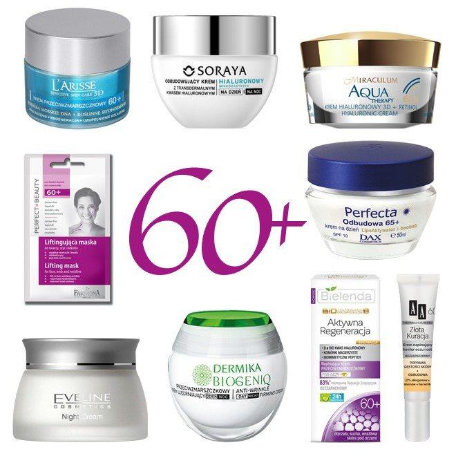 Крему для обличчя після 60 років: найкращі засоби для вікової шкіри