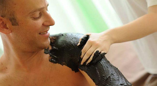 Лікування суглобів брудом