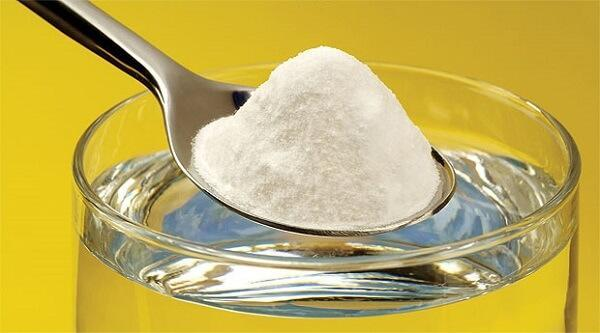 Лікування запалення ясен содою