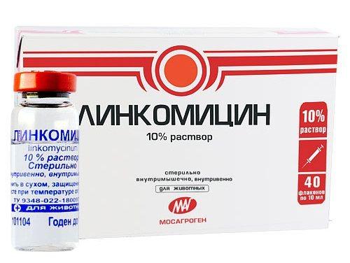 лінкоміцин
