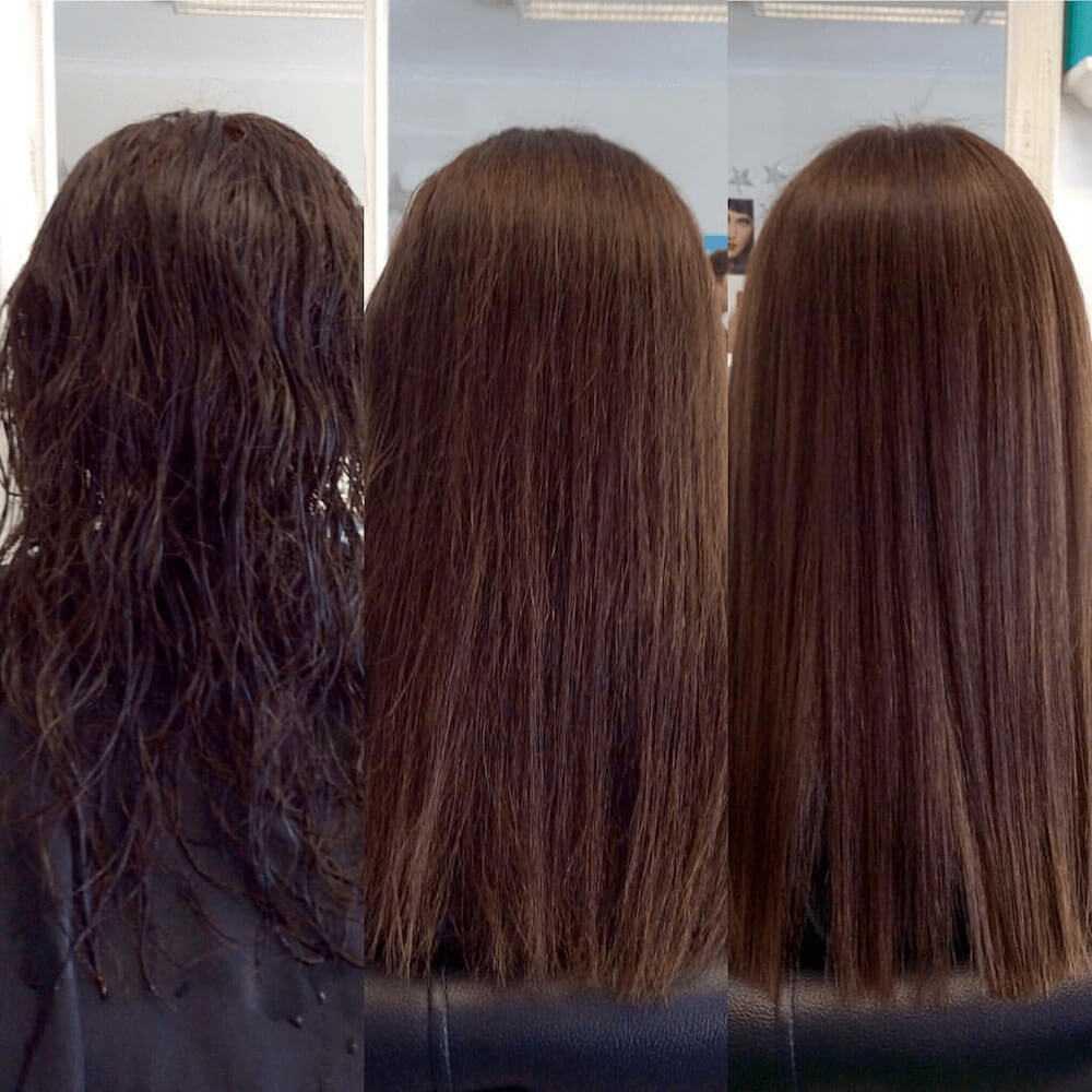 кращі засоби для випрямлення волосся без прасування