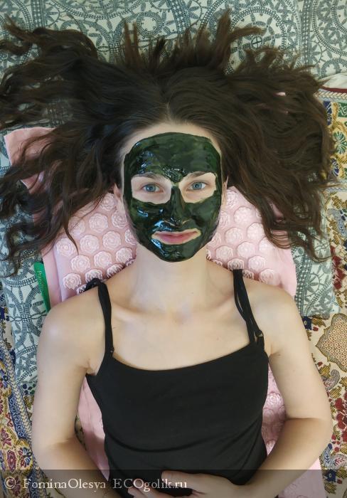 Маска Detox Spa Udumbara. Детокс шкіри - міф чи реальність? - відгук Екоблогера FominaOlesya