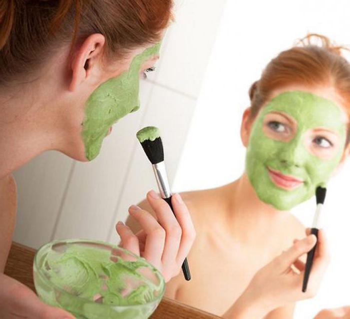 маска для підтяжки обличчя в домашніх умовах