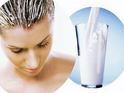 Маска для волосся кефір і касторове масло