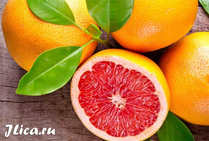 Маска з грейпфрута для особи домашня користь відгуки