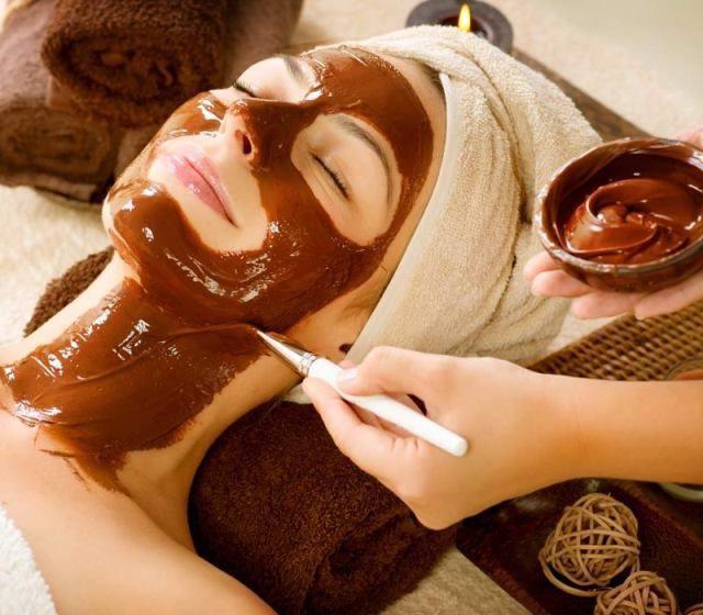 маска з какао для обличчя відгуки