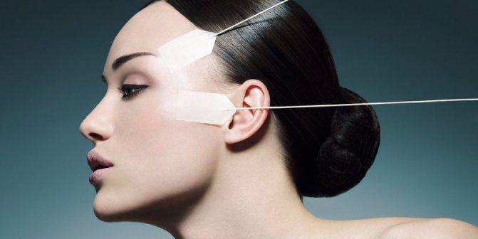 маски для обличчя після 45 з ліфтинг-ефектом
