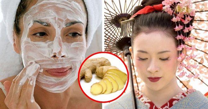 маски для обличчя з медом