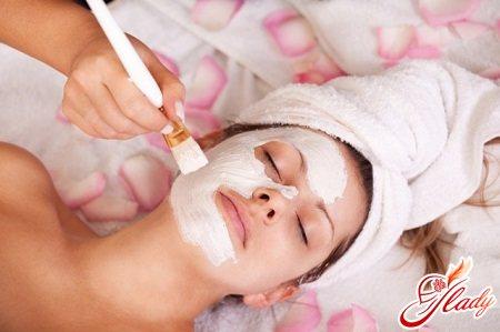 маски для пружності шкіри обличчя