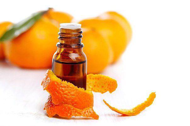 маски з апельсинових кірок