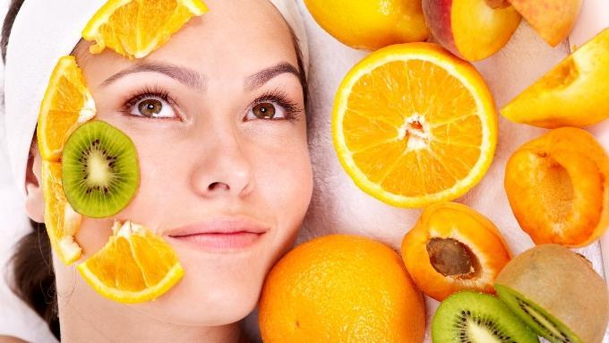 Маски з фруктів