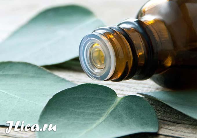 масло евкаліпта для особи застосування маски для шкіри