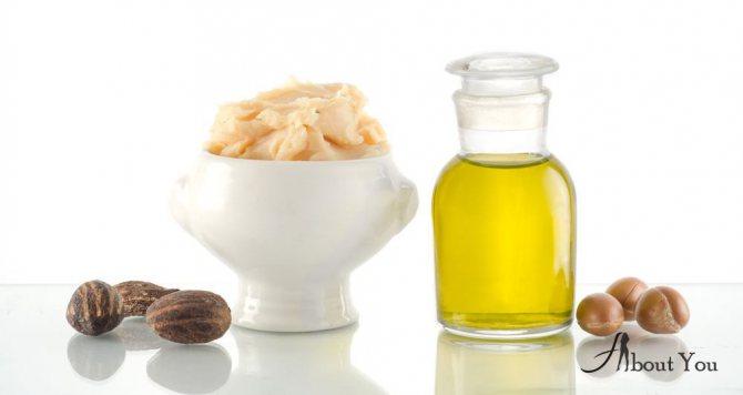 Масло ши часто застосовують в якості цілющого засобу