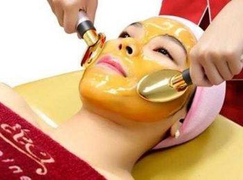 масаж ложками