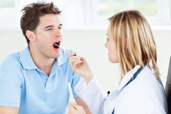 Мазок з горла