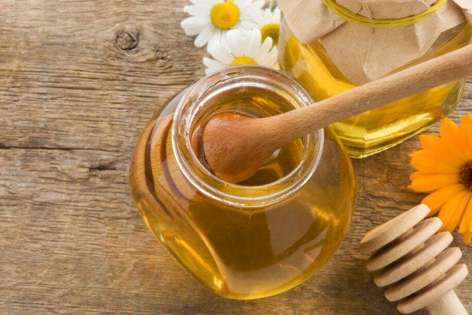 Мед для догляду за шкірою