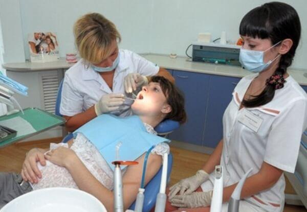 місцева анестезія в стоматології для вагітних