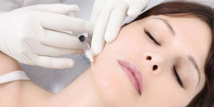 Мезотерапія для обличчя