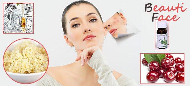 Народні способи догляду за запаленою шкірою
