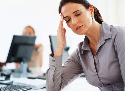 нервовість і втома