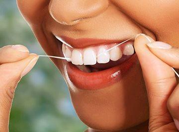 нитка зубна