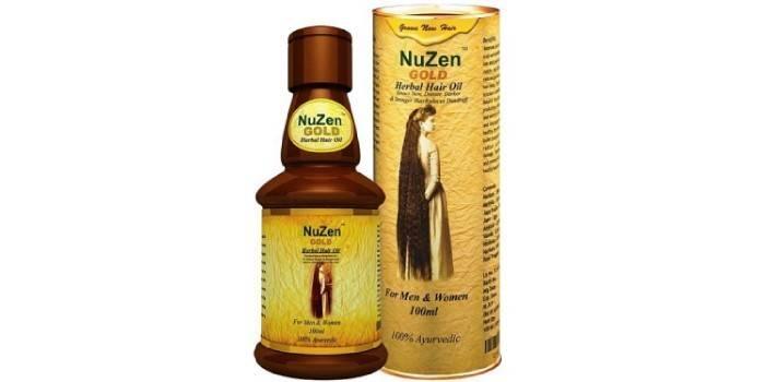 NuZen Gold Трав'яне