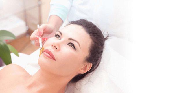 очищення шкіри азелаиновую пілінгом