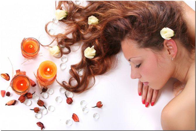 Фарбування і зміцнення волосся цибулевим лушпинням