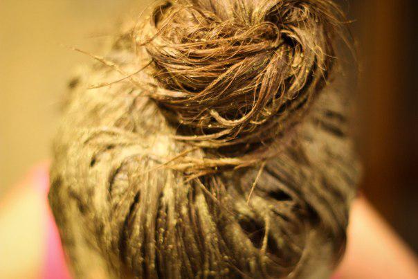 Фарбування волосся натуральним барвником