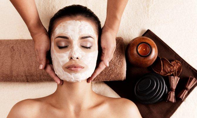 Омолоджуючий точковий масаж обличчя