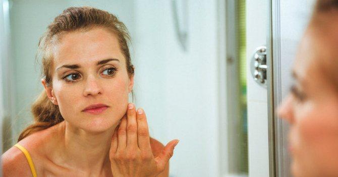 Пухлина щоки після депульпірованія зубів