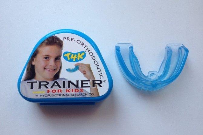 Ортодонтичні трейнери для зубів