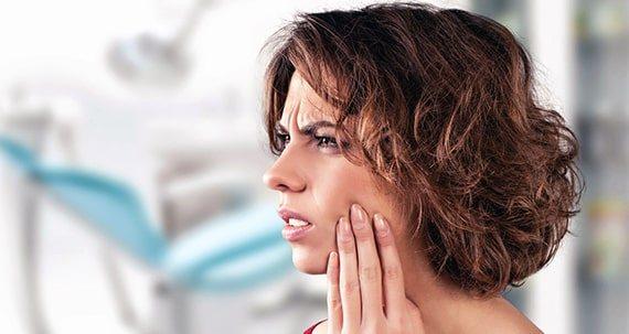 ускладнення після видалення зубів мудрості