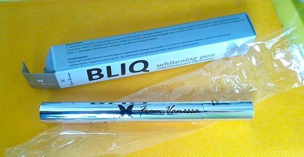 Відбілюючий олівець Блик