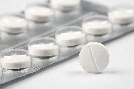 Парацетамол у таблетках