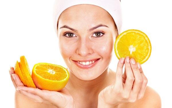 Користь апельсина для шкіри обличчя