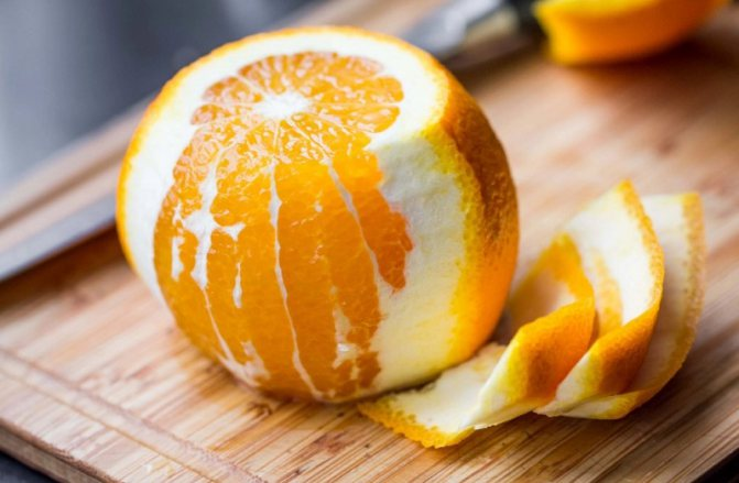 користь апельсинового соку для шкіри