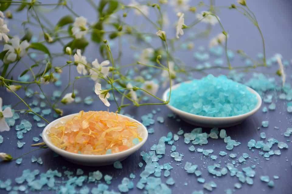 Користь морської солі