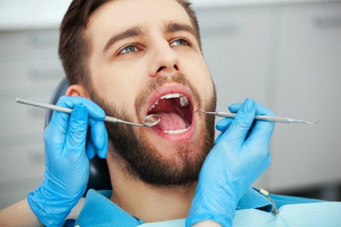 відвідування стоматолога